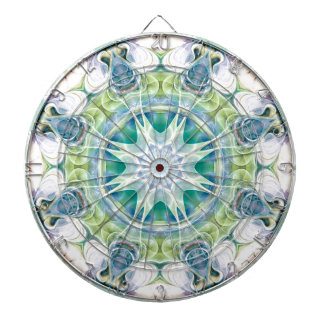 Mandalas from the Heart of Freedom 12 Gifts Dartboard
