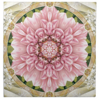 Mandalas from the Heart of Freedom 13 Gifts Napkin