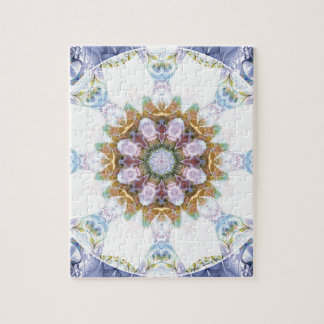 Mandalas from the Heart of Freedom 14 Gifts Jigsaw Puzzle