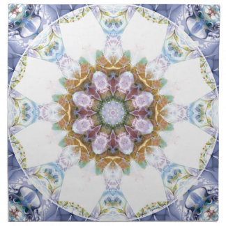 Mandalas from the Heart of Freedom 14 Gifts Napkin