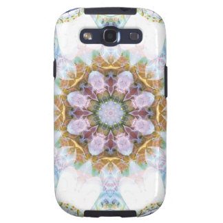 Mandalas from the Heart of Freedom 14 Gifts Samsung Galaxy SIII Case