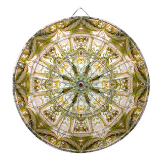 Mandalas from the Heart of Freedom 15 Gifts Dartboard
