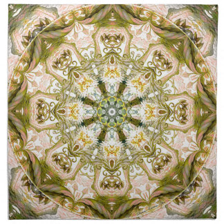 Mandalas from the Heart of Freedom 15 Gifts Napkin