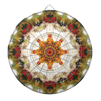 Mandalas from the Heart of Freedom 16 Gifts Dartboard