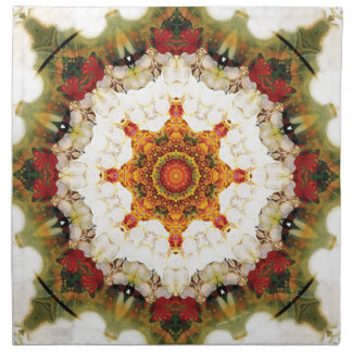 Mandalas from the Heart of Freedom 16 Gifts Napkin