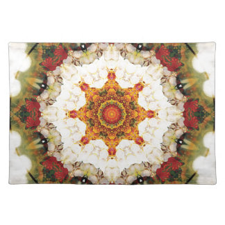 Mandalas from the Heart of Freedom 16 Gifts Placemat