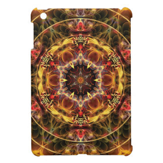 Mandalas from the Heart of Freedom 17 Gifts iPad Mini Case