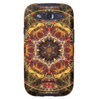 Mandalas from the Heart of Freedom 17 Gifts Samsung Galaxy S3 Cover