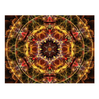 Mandalas from the Heart of Freedom 17 Postcard