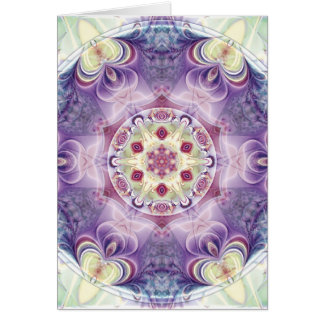 Mandalas from the Heart of Freedom 18 Card