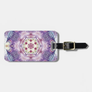 Mandalas from the Heart of Freedom 18 Gifts Luggage Tag