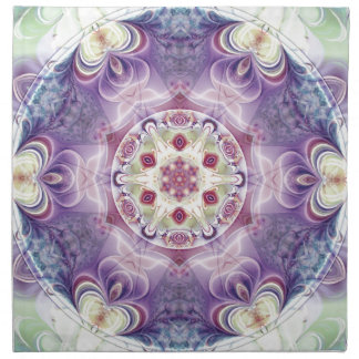 Mandalas from the Heart of Freedom 18 Gifts Napkin