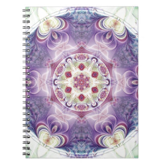 Mandalas from the Heart of Freedom 18 Gifts Notebook