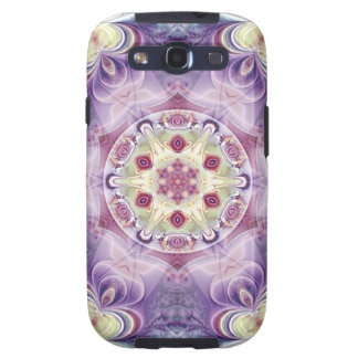 Mandalas from the Heart of Freedom 18 Gifts Samsung Galaxy SIII Cover