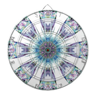 Mandalas from the Heart of Freedom 19 Gifts Dartboard
