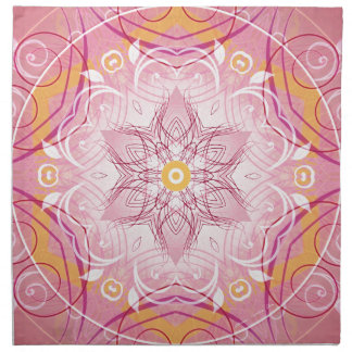 Mandalas from the Heart of Freedom 1 Gifts Napkin