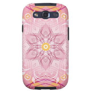 Mandalas from the Heart of Freedom 1 Gifts Samsung Galaxy S3 Case