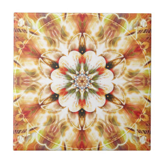 Mandalas from the Heart of Freedom 20 Gifts Ceramic Tile