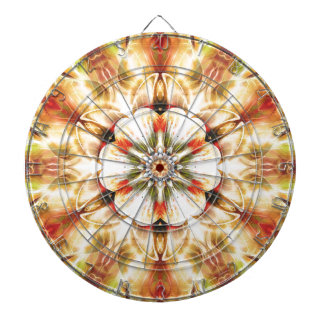 Mandalas from the Heart of Freedom 20 Gifts Dartboard