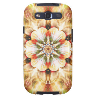Mandalas from the Heart of Freedom 20 Gifts Galaxy SIII Case