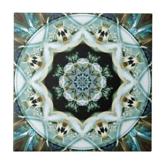 Mandalas from the Heart of Freedom 21 Gifts Ceramic Tile
