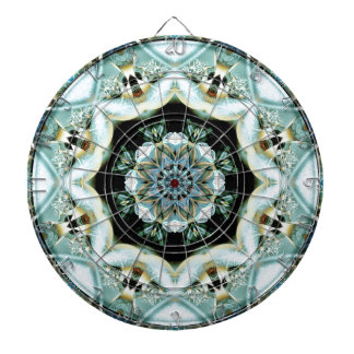 Mandalas from the Heart of Freedom 21 Gifts Dartboard