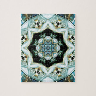 Mandalas from the Heart of Freedom 21 Gifts Jigsaw Puzzle