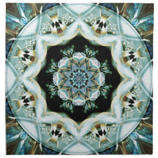 Mandalas from the Heart of Freedom 21 Gifts Napkin
