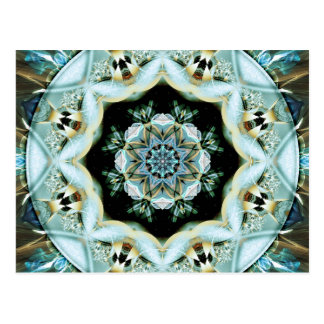 Mandalas from the Heart of Freedom 21 Postcard