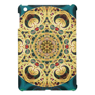 Mandalas from the Heart of Freedom 22 Gifts iPad Mini Cover