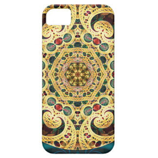 Mandalas from the Heart of Freedom 22 Gifts iPhone 5 Covers