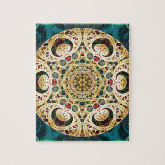 Mandalas from the Heart of Freedom 22 Gifts Puzzle