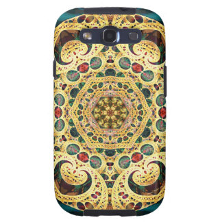 Mandalas from the Heart of Freedom 22 Gifts Samsung Galaxy S3 Covers