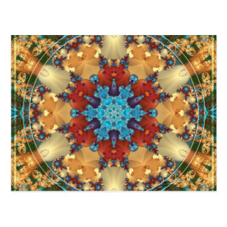 Mandalas from the Heart of Freedom 23 Postcard