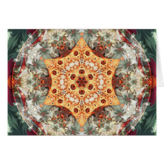 Mandalas from the Heart of Freedom 24 Card