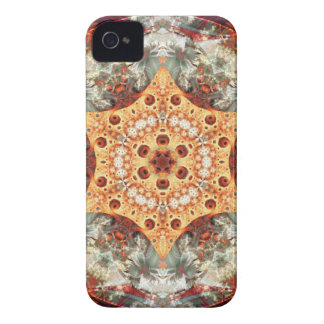 Mandalas from the Heart of Freedom 24 Gifts iPhone 4 Case-Mate Cases