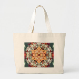 Mandalas from the Heart of Freedom 24 Gifts Large Tote Bag