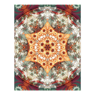 Mandalas from the Heart of Freedom 24 Gifts Letterhead