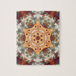 Mandalas from the Heart of Freedom 24 Gifts Puzzle