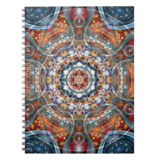 Mandalas from the Heart of Freedom 25 Gifts Notebook