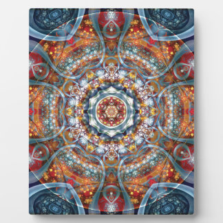 Mandalas from the Heart of Freedom 25 Gifts Plaque