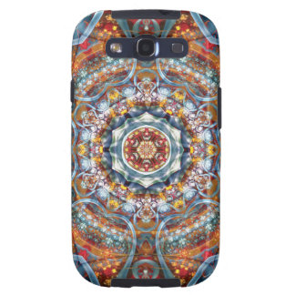 Mandalas from the Heart of Freedom 25 Gifts Samsung Galaxy SIII Covers