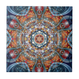 Mandalas from the Heart of Freedom 25 Gifts Tile