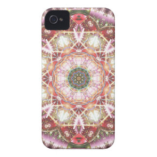 Mandalas from the Heart of Freedom 26 Gifts iPhone 4 Cover