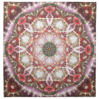 Mandalas from the Heart of Freedom 26 Gifts Napkin