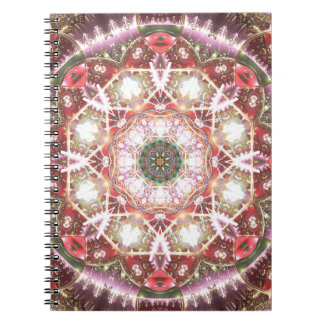 Mandalas from the Heart of Freedom 26 Gifts Notebook