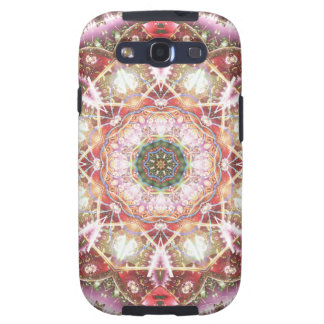Mandalas from the Heart of Freedom 26 Gifts Samsung Galaxy S3 Covers