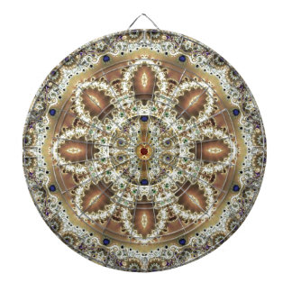 Mandalas from the Heart of Freedom 27 Gifts Dartboard