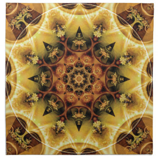 Mandalas from the Heart of Freedom 28 Gifts Napkin
