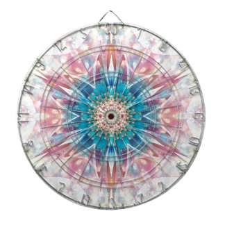 Mandalas from the Heart of Freedom 30 Gifts Dartboard